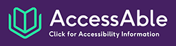 AccessAble logo - Click here for Accessibility information